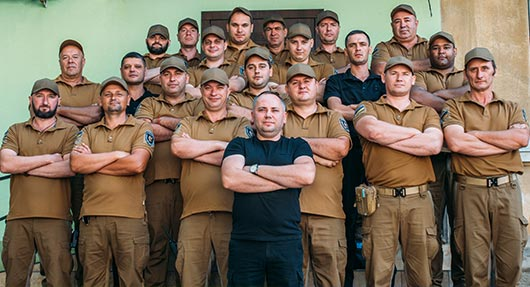 Коллектив Гепард НДСО